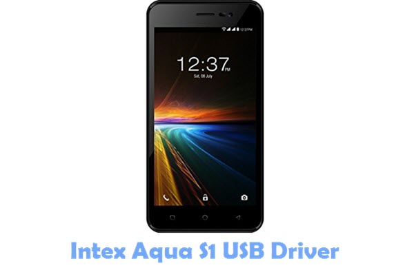 Download Intex Aqua S1 USB Driver