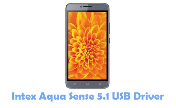 Download Intex Aqua Sense 5.1 USB Driver