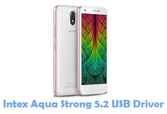 Download Intex Aqua Strong 5.2 USB Driver