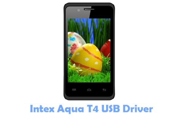 Download Intex Aqua T4 USB Driver