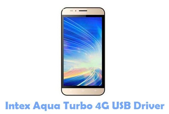 Download Intex Aqua Turbo 4G USB Driver