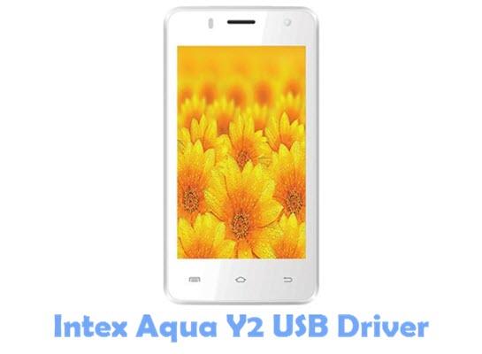 Download Intex Aqua Y2 USB Driver