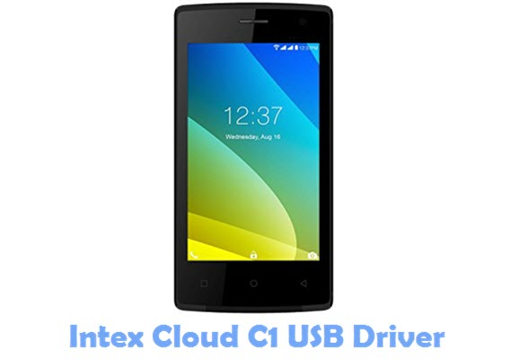 Intex Cloud C1 USB Driver
