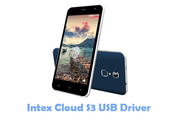 Intex Cloud S3 USB Driver