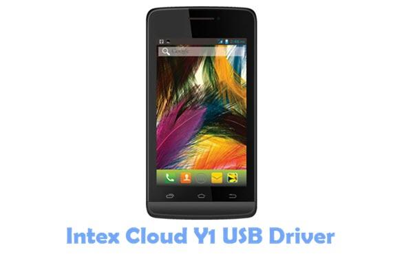Download Intex Cloud Y1 USB Driver