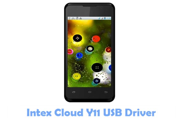 Download Intex Cloud Y11 USB Driver