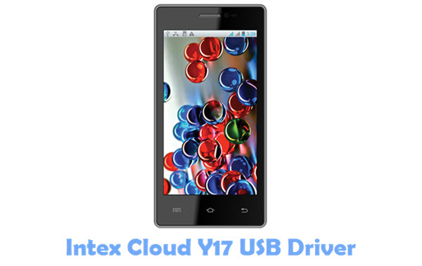 Download Intex Cloud Y17 USB Driver