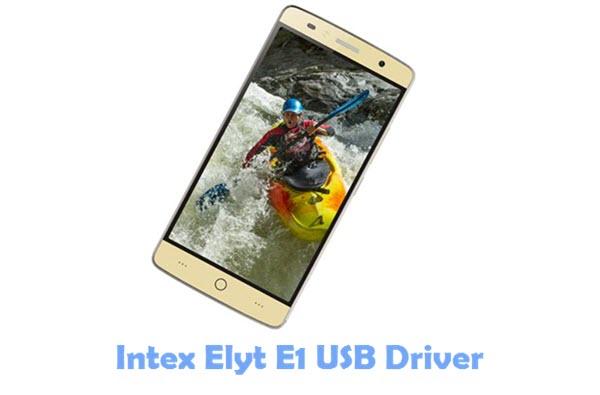 Download Intex Elyt E1 USB Driver