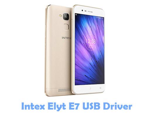 Download Intex Elyt E7 USB Driver