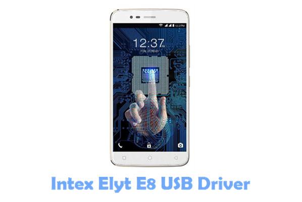 Intex Elyt E8 USB Driver