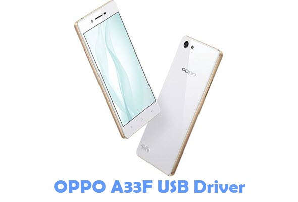 Download OPPO A33F USB Driver
