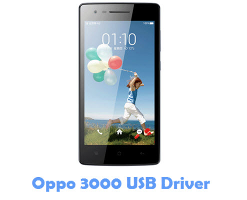 Download Oppo 3000 USB Driver