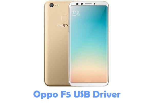 Download Oppo F5 USB Driver