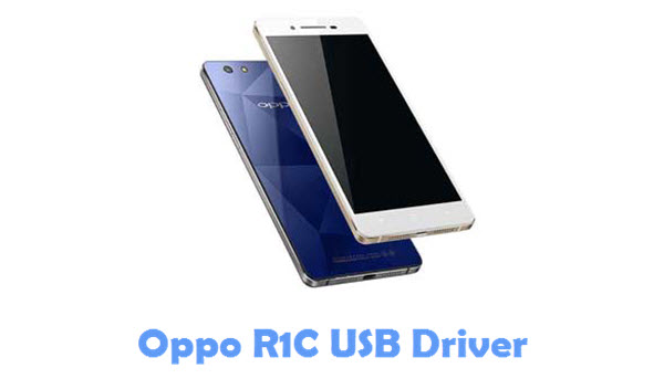 Download Oppo R1C USB Driver