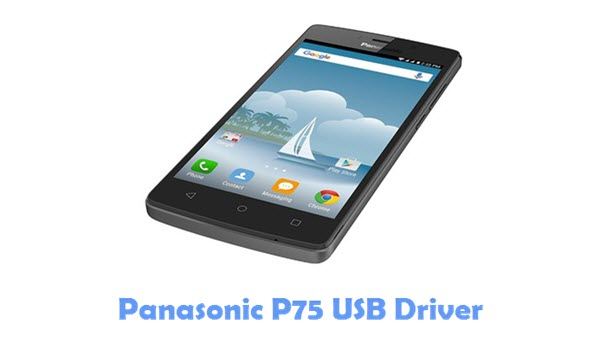 Download Panasonic P75 USB Driver