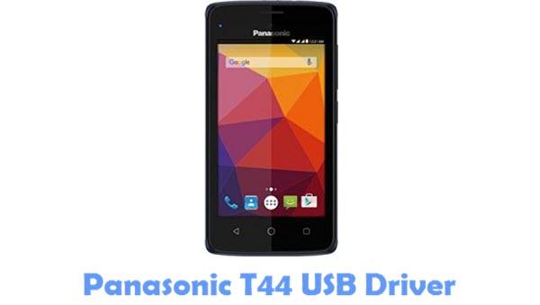 Download Panasonic T44 USB Driver