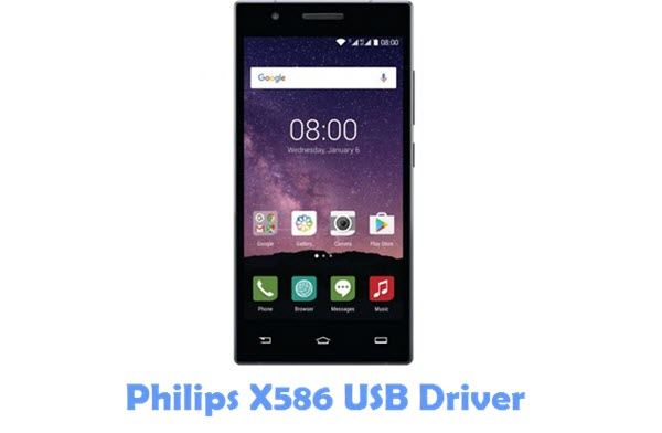 Download Philips X586 USB Driver