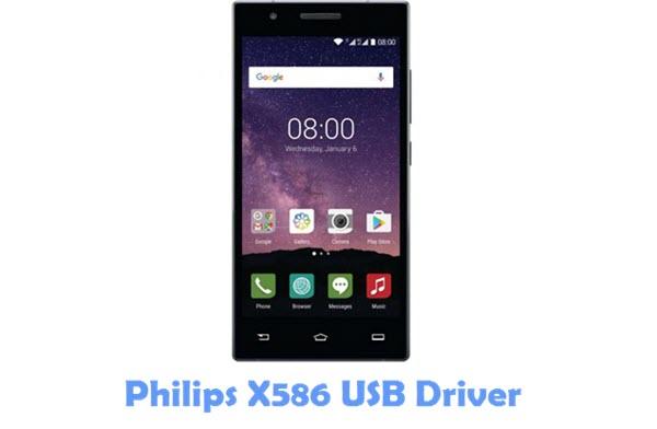Philips X586 USB Driver