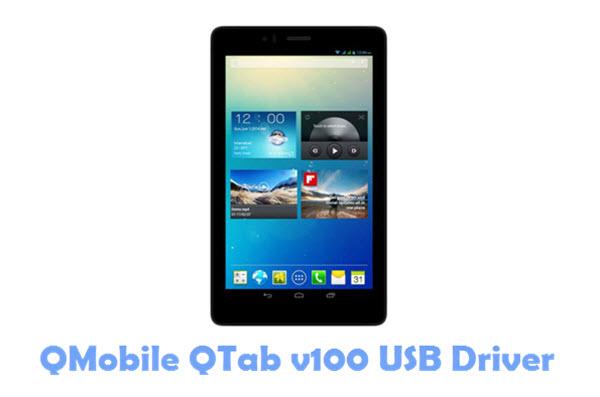 QMobile QTab v100 USB Driver