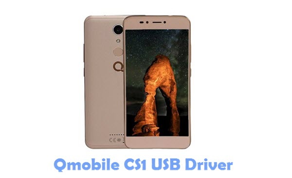 Download Qmobile CS1 USB Driver