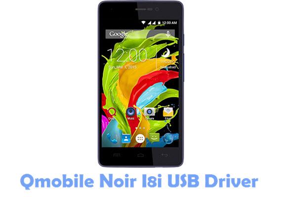 Download Qmobile Noir I8i USB Driver
