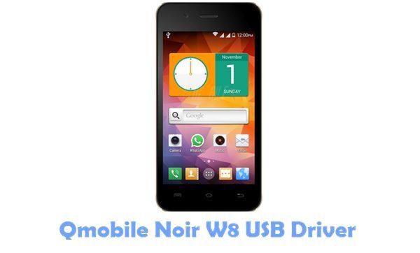 Download Qmobile Noir W8 Firmware