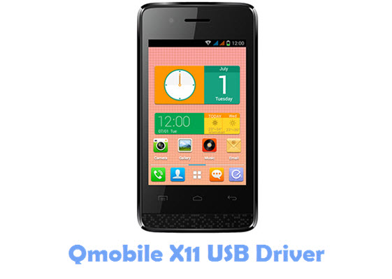 Download Qmobile X11 USB Driver