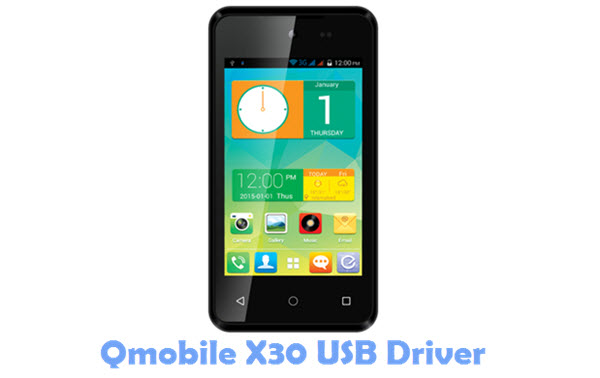 Download Qmobile X30 USB Driver