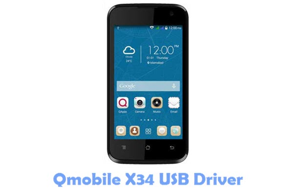 Download Qmobile X34 Firmware