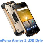 UleFone Armor 2 USB Driver