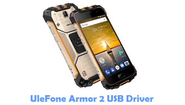 Download UleFone Armor 2 USB Driver