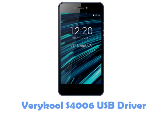 Download Verykool S4006 USB Driver