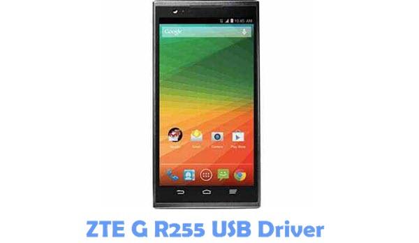 Download ZTE G R255 USB Driver