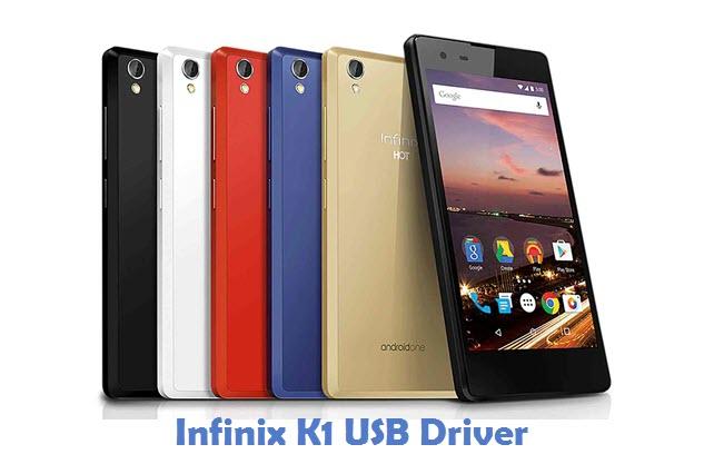 Infinix K1 USB Driver