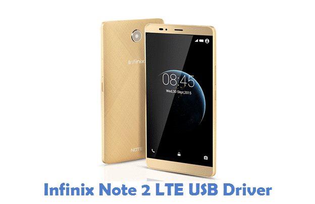 Infinix Note 2 LTE USB Driver