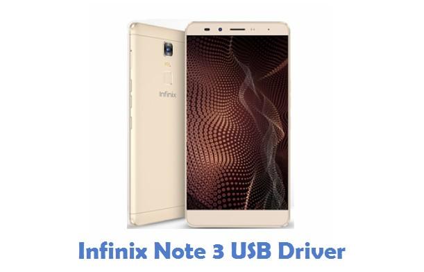 Infinix Note 3 USB Driver