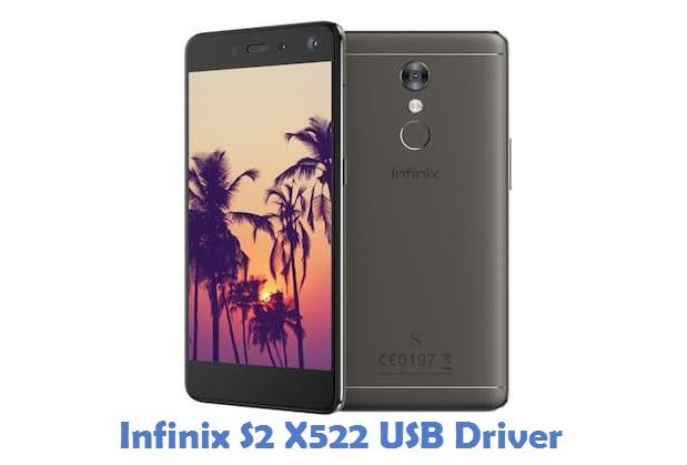 Infinix S2 X522 USB Driver