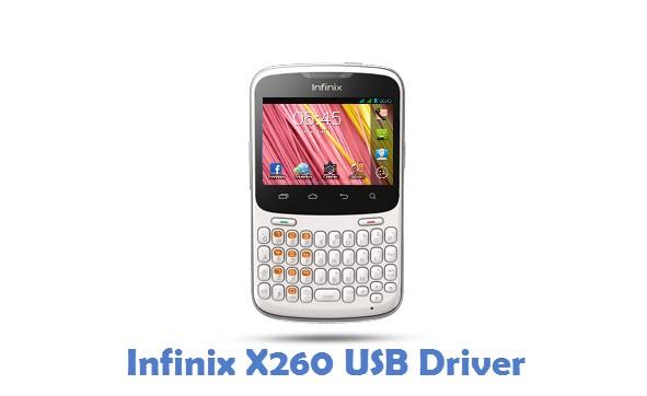 Infinix X260 USB Driver