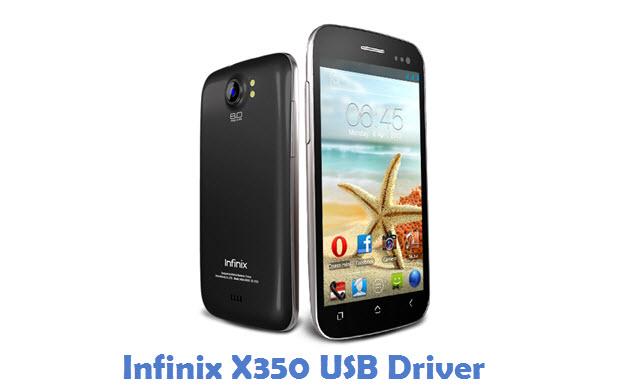 Infinix X350 USB Driver