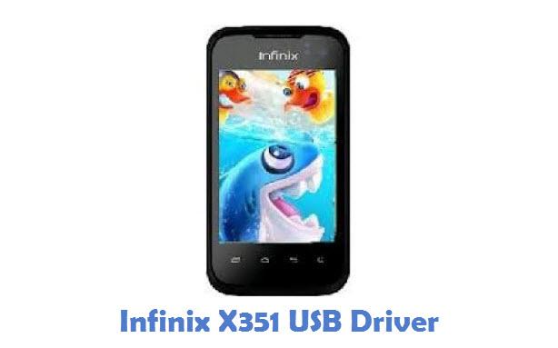 Infinix X351 USB Driver