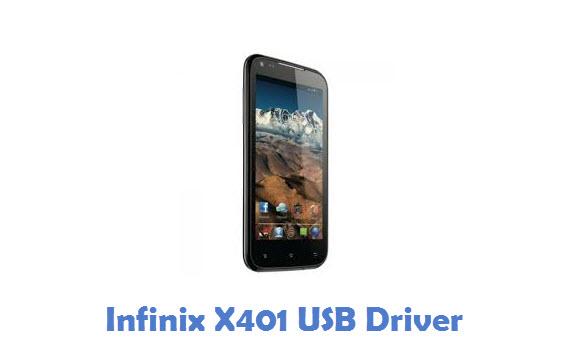 Infinix X401 USB Driver