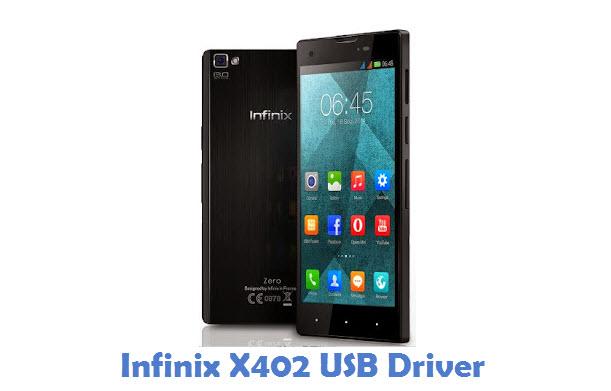 Infinix X402 USB Driver