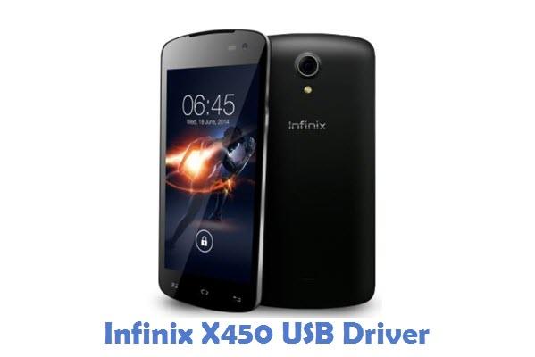 Infinix X450 USB Driver