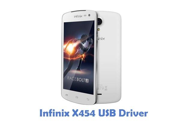 Infinix X454 USB Driver