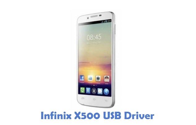 Infinix X500 USB Driver