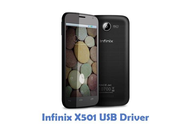 Infinix X501 USB Driver