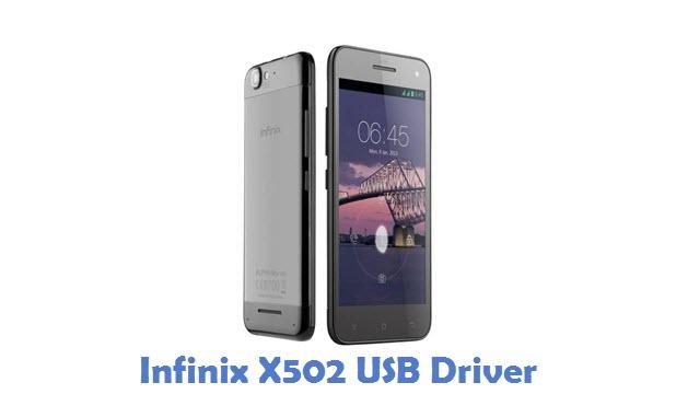 Infinix X502 USB Driver