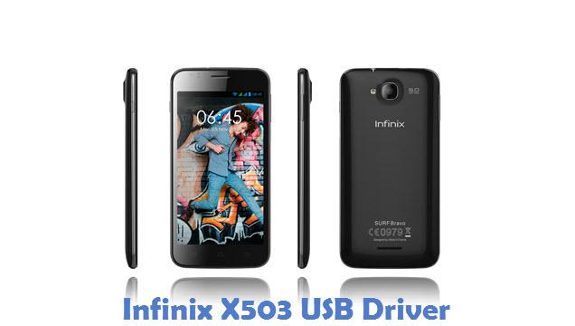 Infinix X503 USB Driver