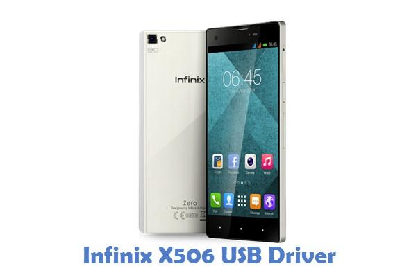 Infinix X506 USB Driver