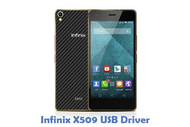 Infinix X509 USB Driver